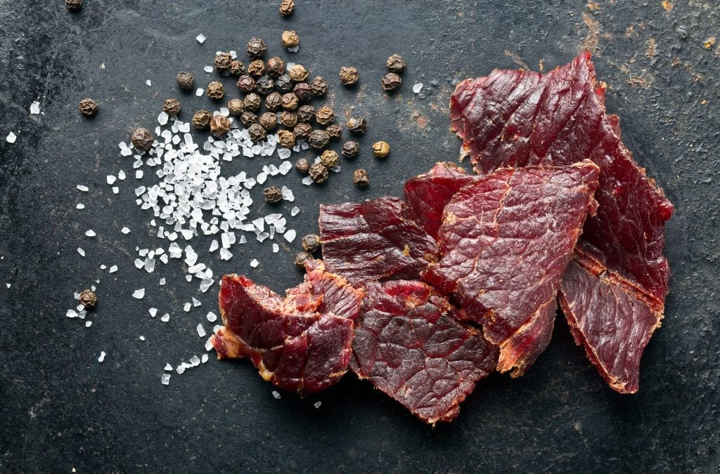 Maximizing Jerky Shelf Life