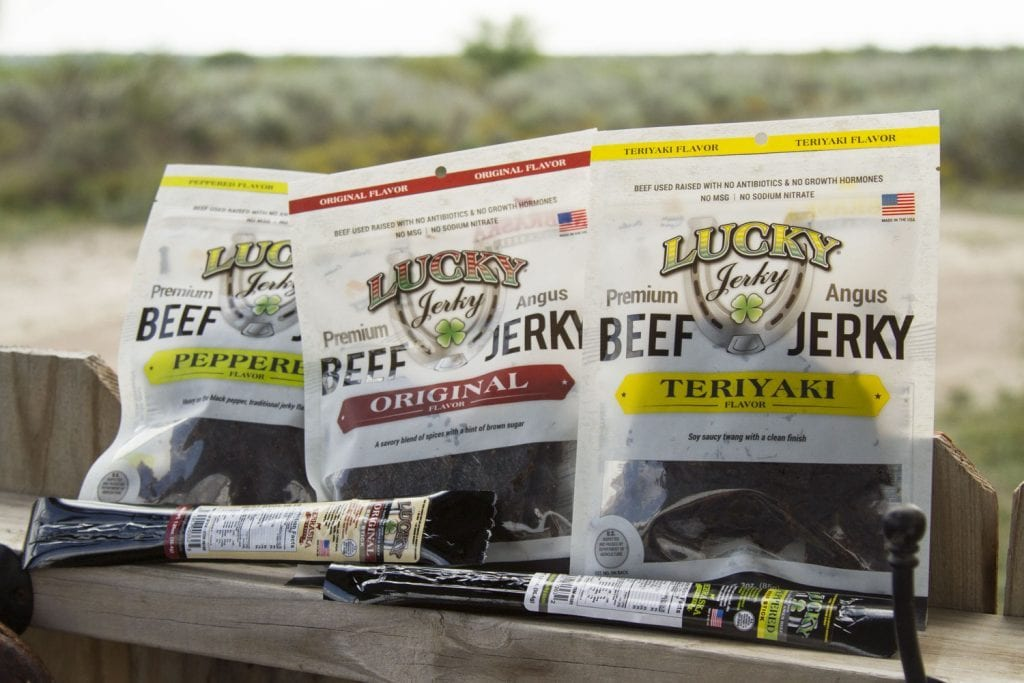 all natrual beef jerky