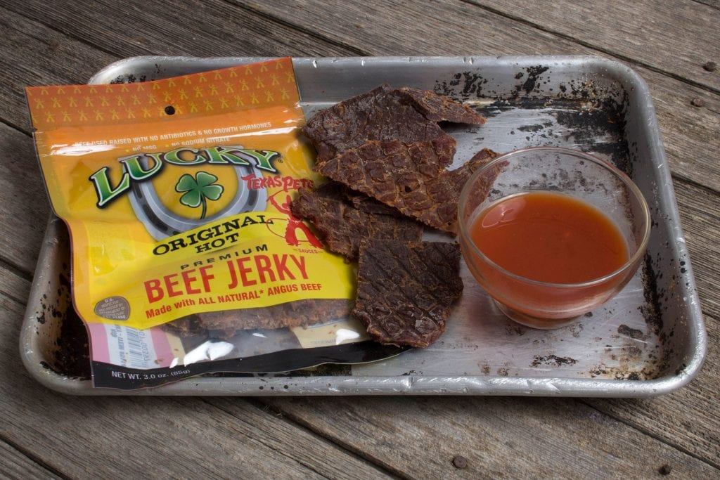 Texas Pete Spicy Jerky