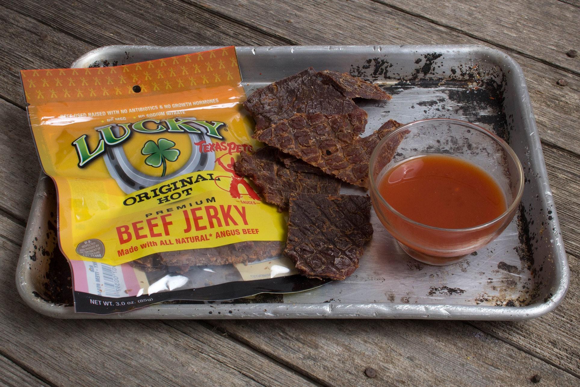 Texas Pete Spicy Jerky
